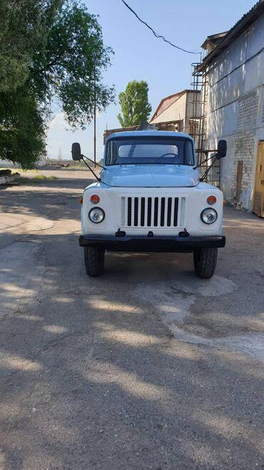 Купить газ 53 самосвал дизель б у - Кыргызстан: Продаю спец технику ГАЗ- 53. Автоцистерна.Топливо бензин. Привот