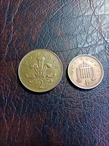 Kovanice Velike Britanije