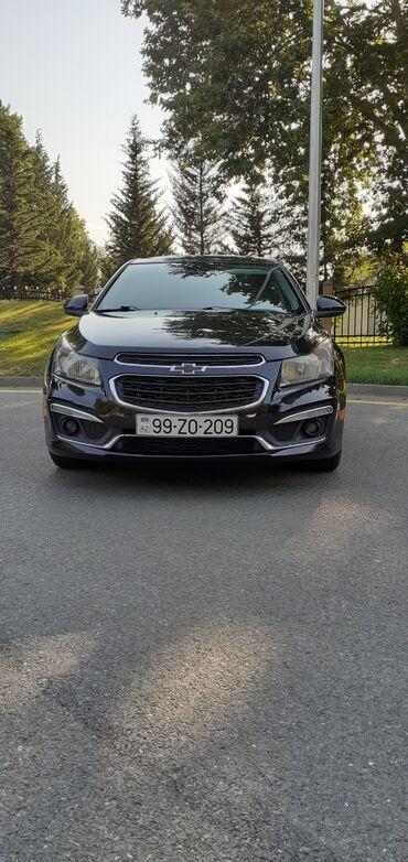 cruze - Azərbaycan: Chevrolet Cruze 1.4 l. 2014   162000 km