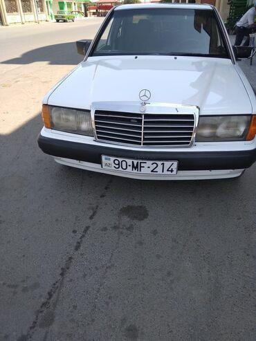 40 elan   NƏQLIYYAT: Mercedes-Benz 190 (W201) 2 l. 1991   1 km
