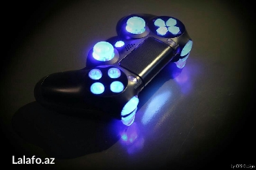 Bakı şəhərində Playstation 4 dualschoch jossik 100-110azn