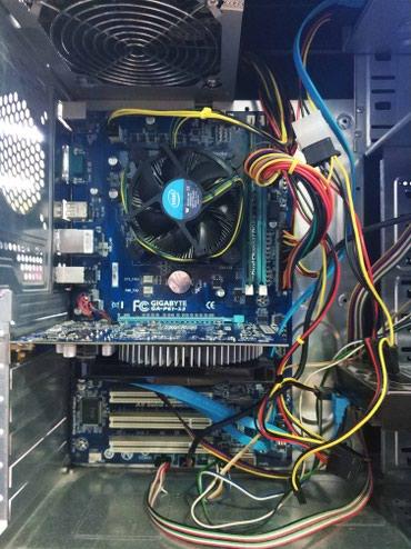 Bakı şəhərində PC Core i5/RAM 8GB/HDD 500GB/NVIDA 2GB 128Bit