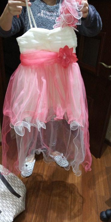 детский платья новый в Азербайджан: Детское платье на 8лет