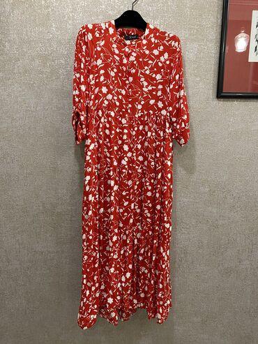 Продаю платье из хлопка,очень лёгкое и удобное. Подойдёт на любой разм
