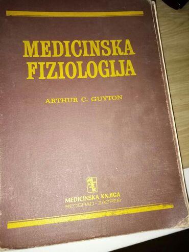 Sport i hobi - Zajecar: Medicinska fiziologija,Guyton,cena 2000 din.saljem kurirskom