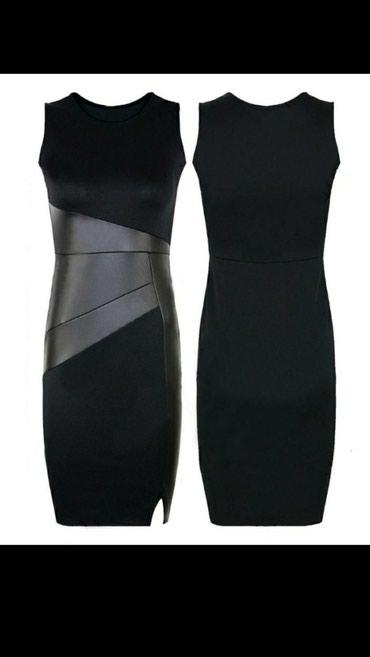 Mala crna haljina...veličina L..duzina 88cm - Krusevac