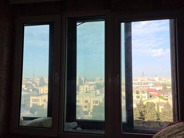 pencereler - Azərbaycan: Plastik pencereler yaxwi veziyetde satilir 3 eded 400 manata 1.70×1.30