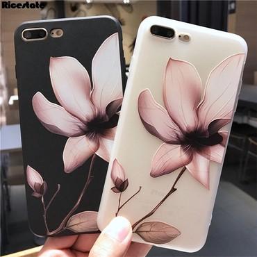 jbl-чехол в Кыргызстан: Продаю чехлы силиконовые с принтом на iPhone 7 plus, 8 plus. Новые!!!