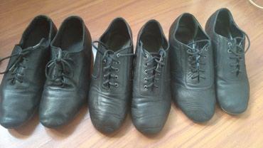 Обувь туфли черные мужские для в Бишкек