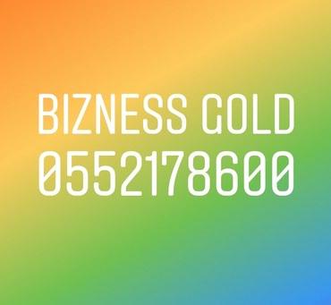 Bakı şəhərində Yeni Bizness Gold