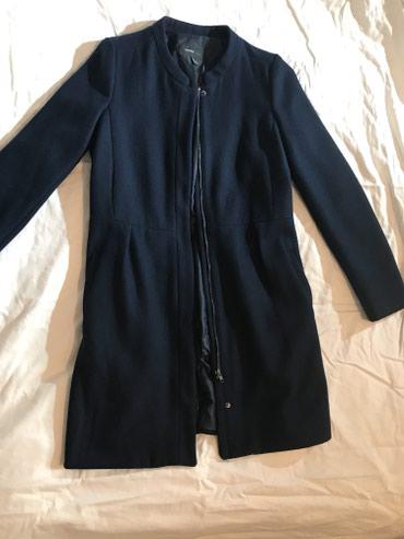 Пальто Mango, размер S. Состояние новой вещи. Надевала пару раз всего в Бишкек