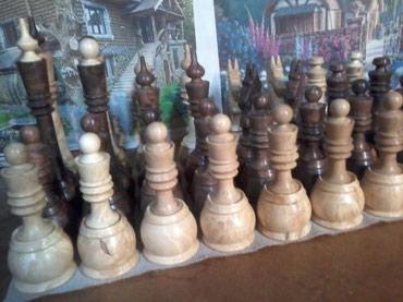 Изготавливаю шахматные фигуры из в Бишкек