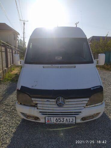 Транспорт - Кок-Джар: Mercedes-Benz 2.2 л. 2001   111111 км