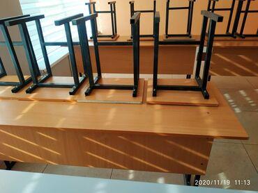 шредеры 12 14 на колесиках в Кыргызстан: Столы-блоки длинныеСтолы - блоки 4штСтулья - 14 штКачественные из