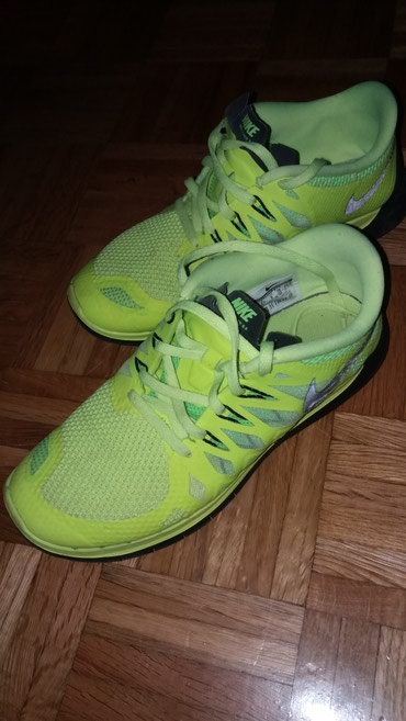 Nike org patike za trening,malo nošene. Univerzalne. Vel.39 - Beograd