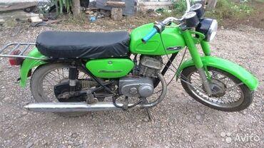 Продаю мотоцикл Минск в разобранном состоянии.Продаю по причине не