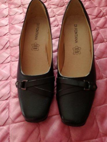 Kozne crne cipele br 38 - Kovacica