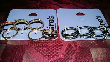 Haljina-na-popustu-xl - Srbija: Claire's prstenje(novo)cena je po paketu 1000din a na jednom ima 8