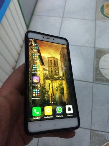 Продам xiaomi mi note 4   3 gb оперативки 32 встроенная память  внешни в Бишкек
