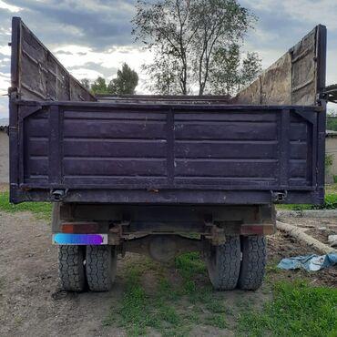 Грузовой и с/х транспорт в Кыргызстан: Прадаю газ 53 .газ бензин