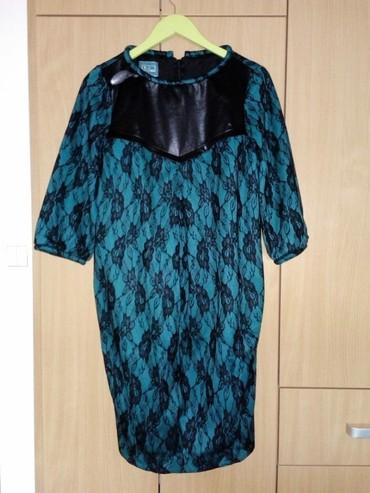 P s haljina - Srbija: P.s.haljina,jednom obzcena,vel 38