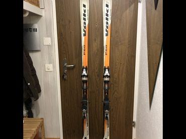 Skije Volki, uvoz Svajcarska - Smederevo
