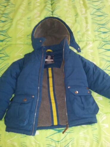 Zimska jakna - Srbija: Prodajem odlicnu, ocuvanu,zimsku jaknu za decaka, Velicina 3-4Y, komfo
