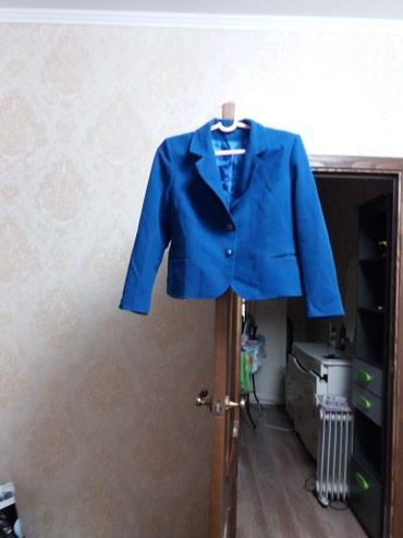 синий пиджак женский в Кыргызстан: Продаю женский пиджак