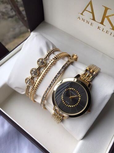 Qol saatları - Hövsan: Qadın Qol saatları Anne Klein