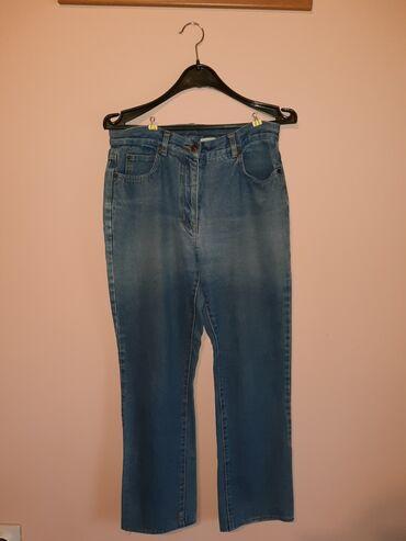 Suknjica jeans - Srbija: Explorer vintage farmerice u odlicnom stanju,dosta podsecaju na