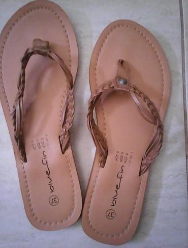 Adidas-papuce - Srbija: Nove papuce,promasen broj,37broj,unutrasnje gaziste 23cm
