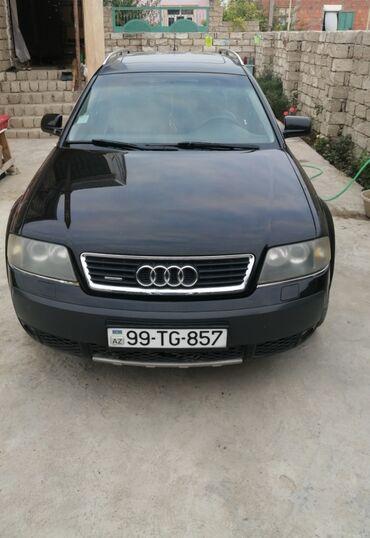 audi 100 1 8 quattro - Azərbaycan: Audi A6 Allroad Quattro 2.7 l. 2001 | 190000 km