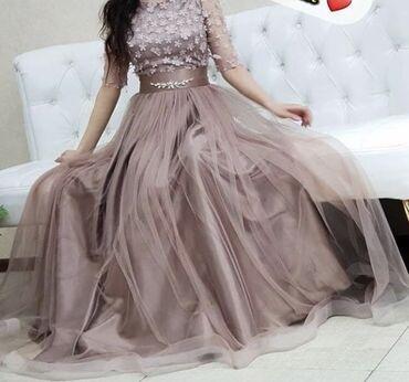Платья в Ак-Джол: Срочно продаю платье новое с этикеткой продаётся вечернее платье