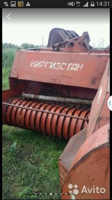 Прессподборщик сатам баардык шаймандары иштейт ,абалы жакшы в Бишкек