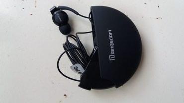 Sony EX300 žičane slušalice sa plastičnom kutijom za nošenje NOVO - Belgrade