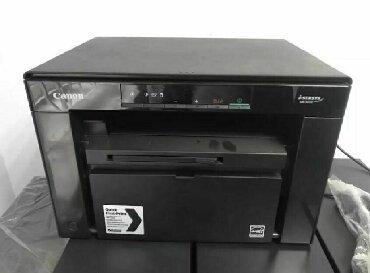 принтеры мфу 3010 в Кыргызстан: Принтер МФУ Canon mf 3010!!! Устройство: принтер/сканер/копирТип