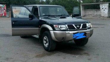 Nissan patrol в Бишкек
