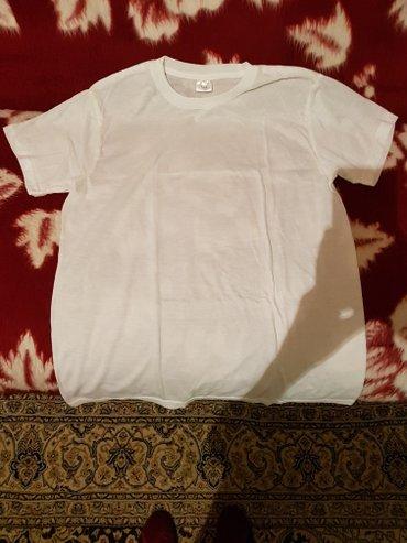 Новая футболка в Бишкек