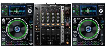 Pioneer DJM-Tour 1 Professional DJ Mixer