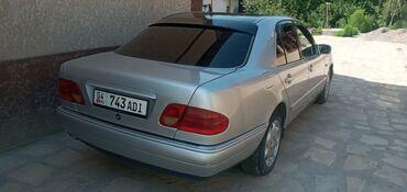 Транспорт - Массы: Mercedes-Benz E-Class 2.4 л. 1997