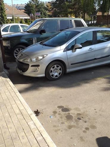 Bmw 1 серия 135i amt - Srbija: Peugeot 308 1.6 l. 2008 | 227000 km