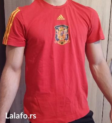 Muška odeća | Kragujevac: Adidas - clima cool - spain muska majica m velicina