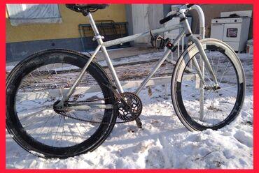 Спортивный Шоссейный ВелосипедРама лёгкая размер 19 дюймов На Ростов