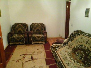Уютная теплая квартира, в самом ЦЕНТР города. натуральные деревянные в Бишкек