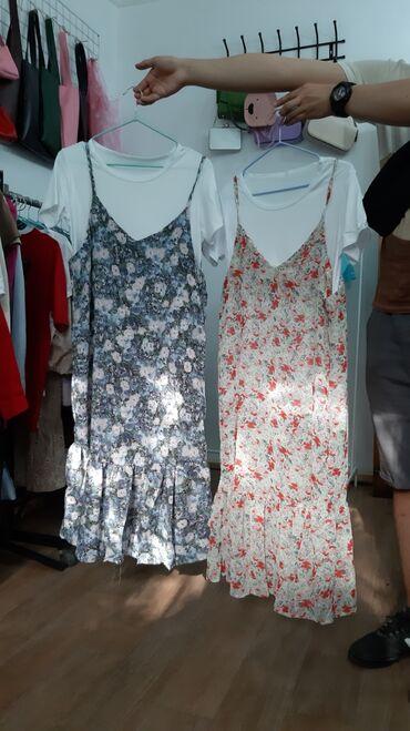 Личные вещи - Мыкан: Сарафаны, платья и двойки