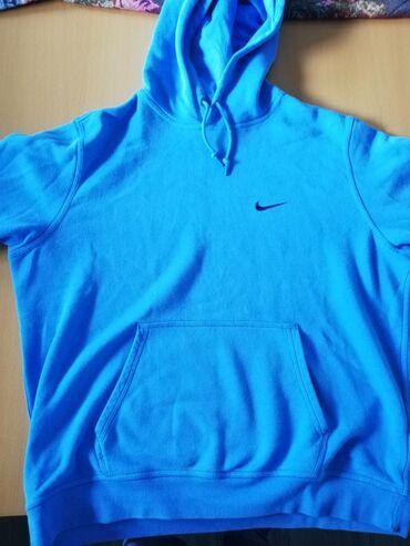 Muški Duksevi - Gornji Milanovac: Original Nike duks XL veličina. Korišćen, u odličnom, očuvanom stanju