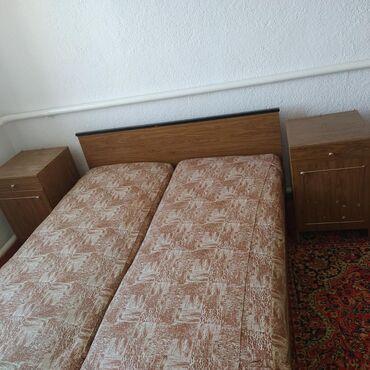 Спальня Спальные Гарнитуры Шкаф Тумбочки Диван В отличном состоянии Ка