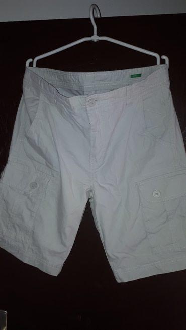 SUPER CENA Muske kratke bermuda pantalone REGULAR 100% pamuk velicina - Belgrade