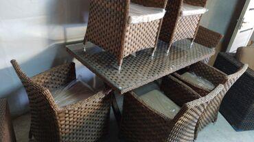 Bag mebili masa desti 1850 azn yeni mehsul seher daxili catdirlma