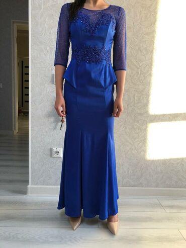 13975 объявлений: Вечернее платье фасон - русалочка,новое с этикеткой, размер XS, S на